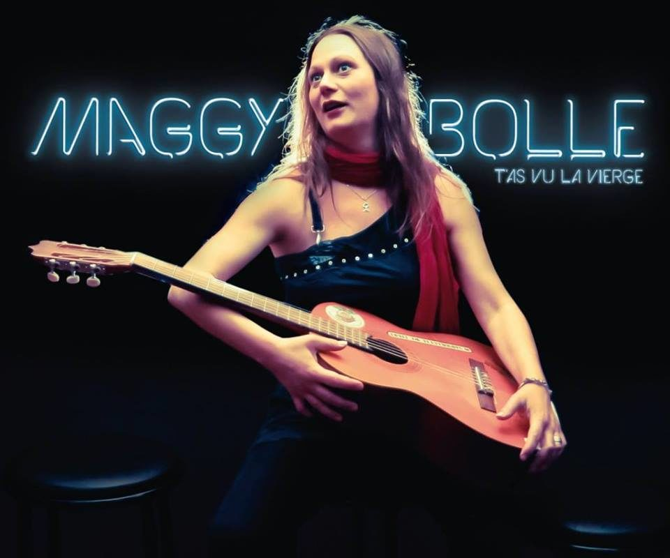20.06.19 // MAGGY BOLLE (chansons burlesco-comiques) + Camicela